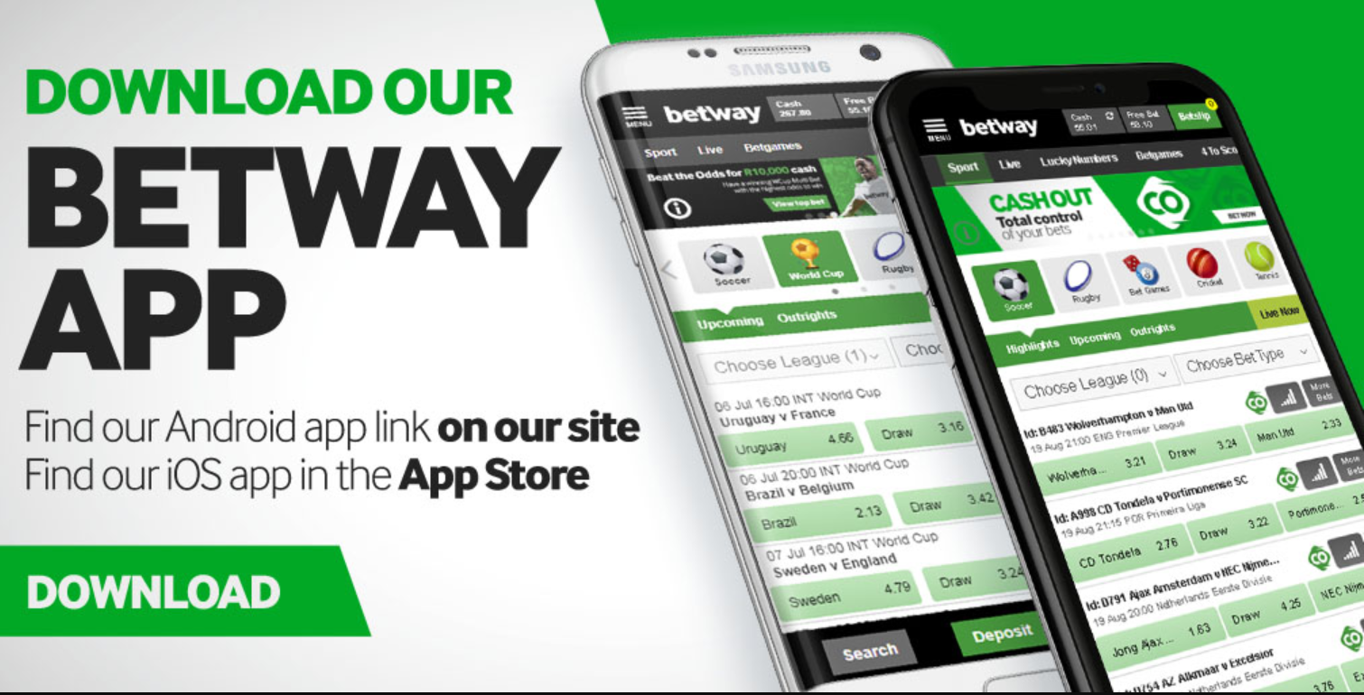 Betway Kenya app: download on your device